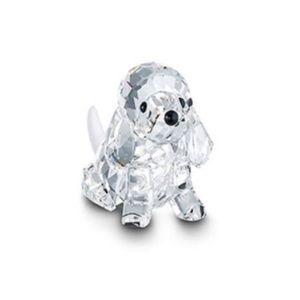 Swarovski Crystal BEAGLE Figurine